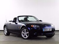 MX-5 for sale. Good condition, low mileage for age, Full years MOT, recently serviced, 2 new tyres