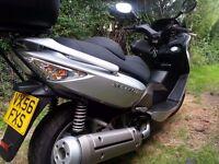 Kymco Xiting 2006 500cc