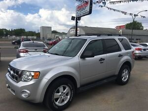 2010 Ford Escape XLT 4wd w/leather
