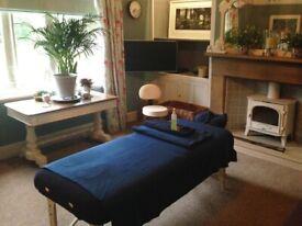 Qualified Male therapeutic massage therapist