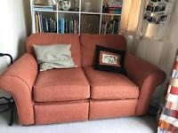 2x Marks and Spencer two seater sofas