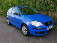2006 56 VOLKSWAGEN POLO 1.2 E * ONE FORMER KEEPER * SERVICE HISTORY *