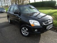 1 OWNER!! 2009 59 KIA SPORTAGE 2.0 XE 5d 140 BHP **** GUARANTEED FINANCE **** PART EX WELCOME