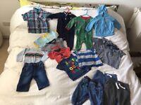 3-6 month boy bundle