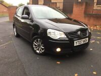 VOLKSWAGEN POLO 1.2 JUST SERVICED VERY CLEAN CAR MOT MARCH