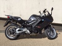 BMW F800GT Grey, 14982 miles - ABS, ESA, heated grips - loved bike, full history