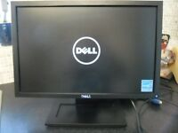 "Dell 17"" Flat Screen Colour Monitor"