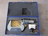 Electronic external digital micrometre 50-75mm