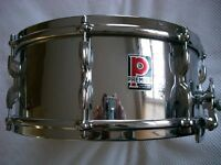 "Premier Model 5 Royal Ace COB snare drum 14 x 5 1/2"" - '60s - England"