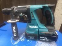 Makita brushless drill 18 v