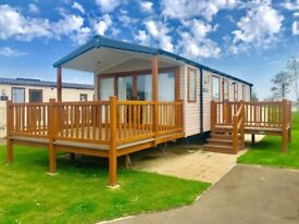 Caravan for private sale at Tattershall Lakes Country Park Lincolnshire near Skegness