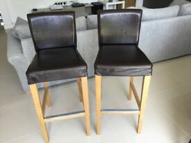 2 x Breakfast Bar stools