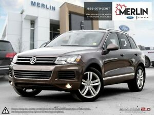 2014 Volkswagen Touareg 3.0 TDI Comfortline LOCAL TRADE