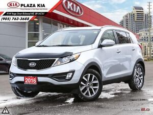 2016 Kia Sportage EX EX at