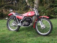 Bultaco 350 Sherpa Trials - may p/x