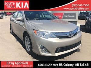 2014 Toyota Camry XLE NAVIGATION ALLOY WHEELS SUNROOF