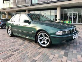 1999 Bmw 540i V8 Auto Individual High Spec 2 Owners Mint Condition Rare Classic E39