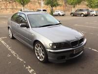 BMW 320i M Sport 2005 *LOW MILEAGE* *SWAP DIESEL*