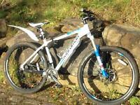 C Boardman mountain bike 27.5 not giant orange