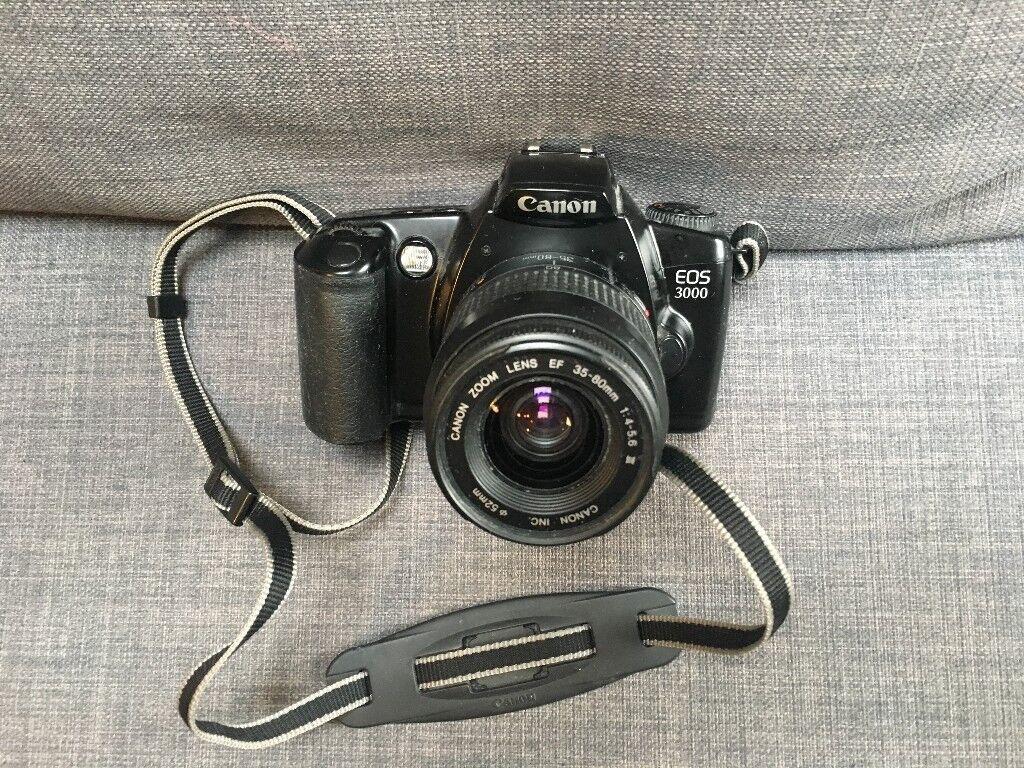 user manual canon eos 3000