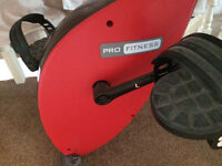 Exercise bike free to collect