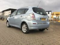 2006│Toyota Corolla Verso 1.8 VVT-i T Spirit 5dr│3 Former Keepers│1 Year MOT│Hpi Clear