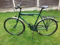 Retro Dutch Batavus city/road bike
