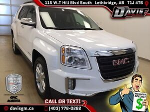 Used 2016 GMC Terrain SLE-2-AWD-Heated Seats, Rear Vision Camera