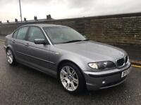 Bmw 3 series 318 Msport alloys full grey leather £995