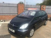 2008 Citroen Picasso 1.6 hdi vtx full history ....3 months warranty