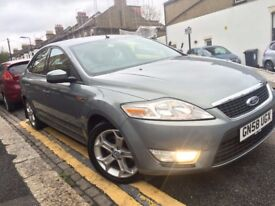 FORD MONDEO 2.0 DIESEL ZETEC 2008 (58) 1 FORMER OWNER NEW CLUTCH & DUEL MASS FLYWHEEL DONE CLEAN CAR