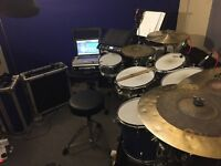 Drum Tracks Recorded For Free - Remote Sessions By Pro Drummer