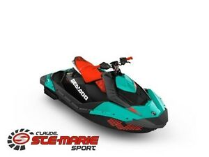 2017 Sea-Doo/BRP Spark 2 places TRIXX
