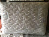 Double mattress - New