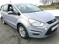 FORD SMAX 2.0 TDCI 140PS 2011 FACELIFT MODEL ***12 MONTHS MOT***