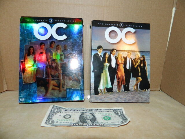 The O.C. - The Complete Seasons 2-3 - DVD