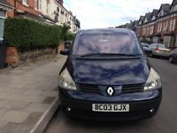 2003 RENAULT GRAND ESPACE PRIVILEGE 3.0 DIESEL AUTOMATIC 180bhp (STARTS &DRIVES)