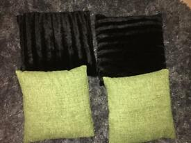 Set of 4 cushions