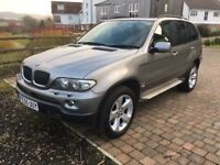 BMW X5 3.0D Sport Sterling Grey (Facelift Model) Automatic 6 Speed