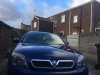 2003 03 Vauxhall Vectra 1.8i 16v Elegance Hatchback 5dr