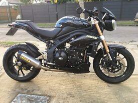 2013 Speed triple 1050