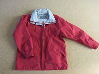 Jacket - Women's - windproof, waterproof, taped seams. size XL. NEW