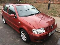 Volkswagen Polo 1.4 SE 5dr GOOD CONDITION