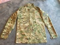 BRITISH ARMY COMBAT GREENS SMOCK £20 trousers £5 and jacket £10 with free T shirt thrown in.