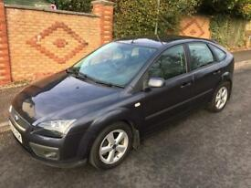 Ford Focus Climate 1.6L Full Service History. 12 Months Mot.