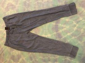BRAND NEW. Esmara, blue trousers. Size 18.
