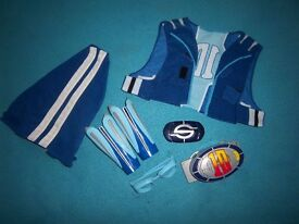 Lazy Town Sportacus Dressing Up Items IP1