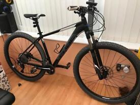 Mountain Bike Cube 29er 2018 model