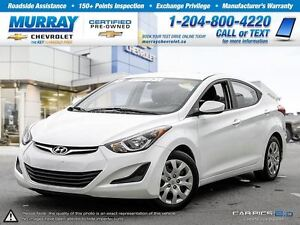 2016 Hyundai Elantra 4dr Sdn Man L *Heated Seats, Premium Sounds