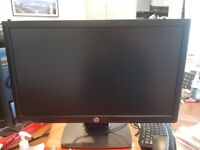 Hp Monitor x 6 (can be sold seperately)